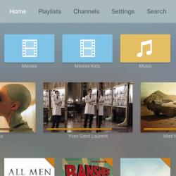 Apple in Verhandlungen mit TV-Produzenten