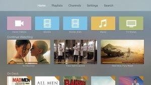 Plex für Apple TV
