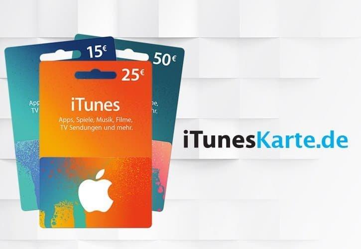 iTuneskarte.de