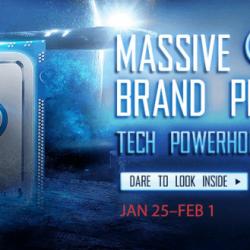 Nur noch bis 1. Februar: Massive Rabatte von Intel-Geräten