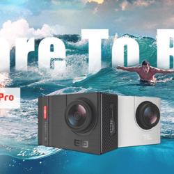 Elephone Explorer Pro: 4K-fähige Action-Cam im Vorverkauf