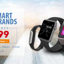 Smartwatches im Sale bei GearBest