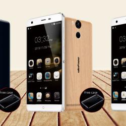 Ulefone: Smartphones mit kostenloser Hülle im Angebot