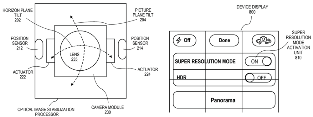 Apple-Patent - Skizze
