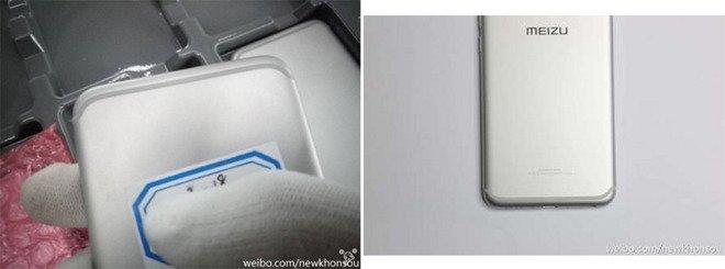Spy-Foto zeigt kein iPhone 7, sondern Meizu Pro 6