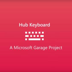 Microsoft Hub Keyboard für iOS veröffentlicht