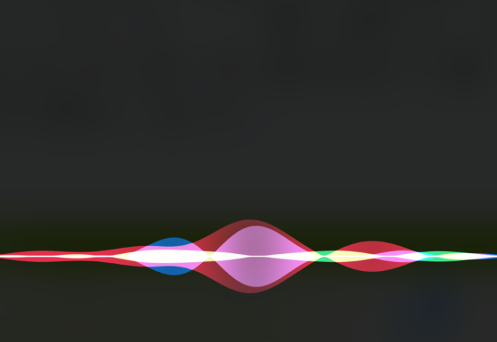 Siri thumb