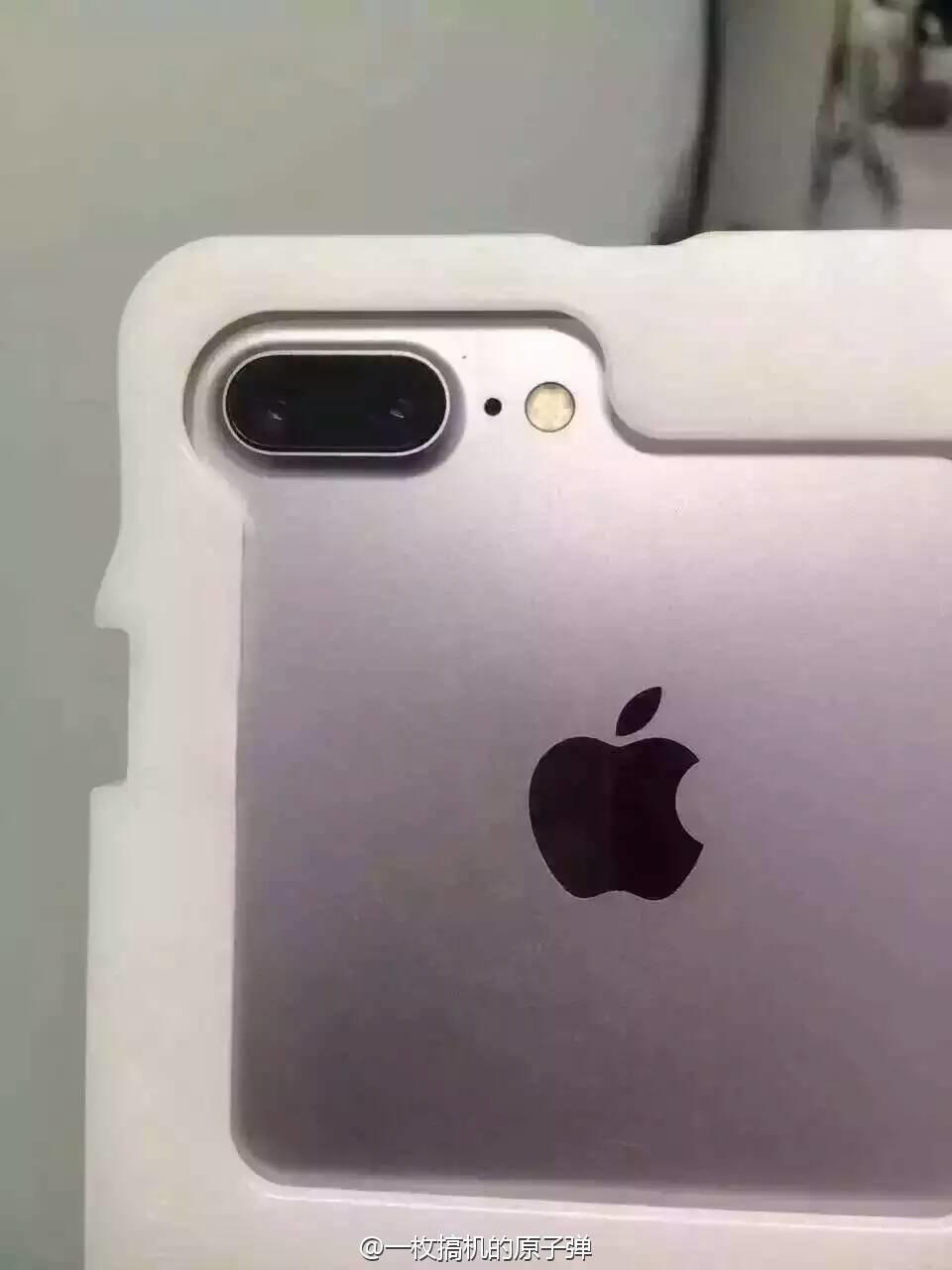 iPhone 7: Neue Fotos der Rückseite aus der Fabrik