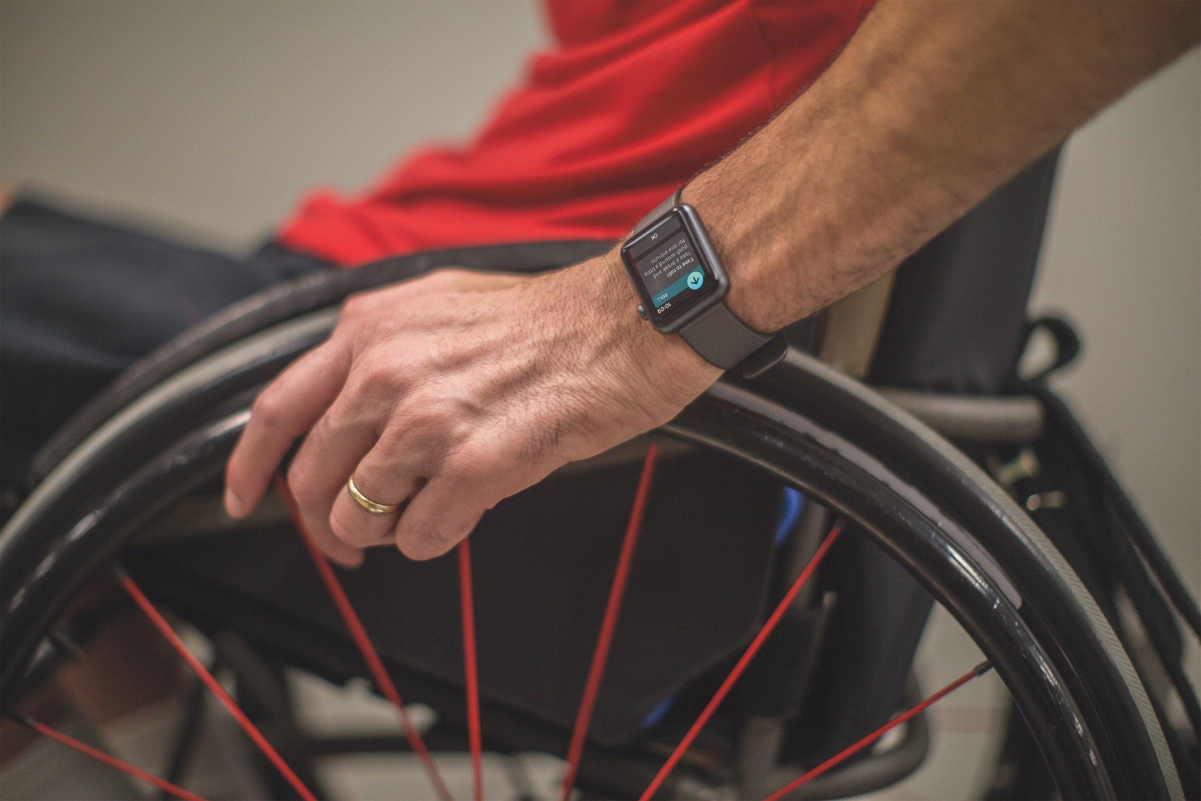 Apple Watch Rollstuhlmodus