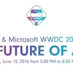 WWDC: Microsoft schmeißt eine After-Show-Party