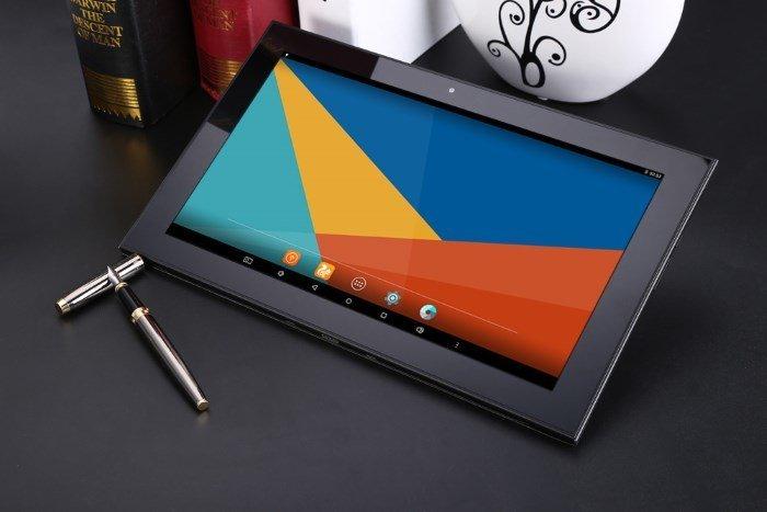 Teclast Tbook 16Teclast Tbook 16 mit Android in schwarz