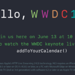 WWDC-Livestream