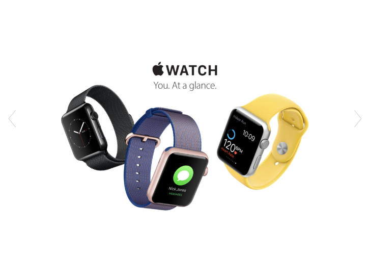 thumb – Apple Watch