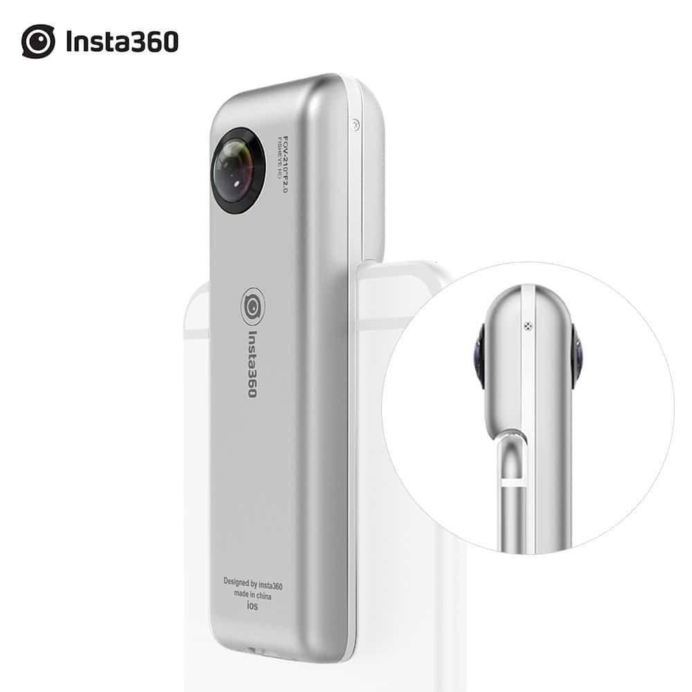 Insta360 Nano kaufen: Mini-Kamera als iPhone-Addon im Angebot