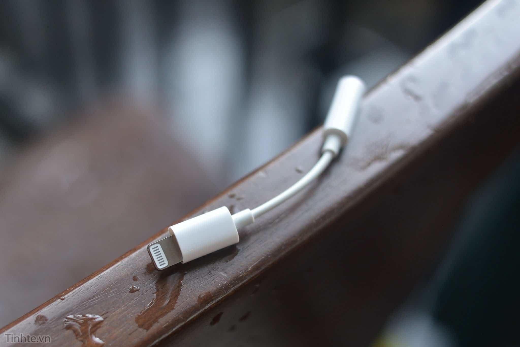 Ist das der Lightning-Klinke-Adapter für das iPhone 7?