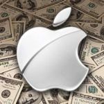 Apple Logo Cash