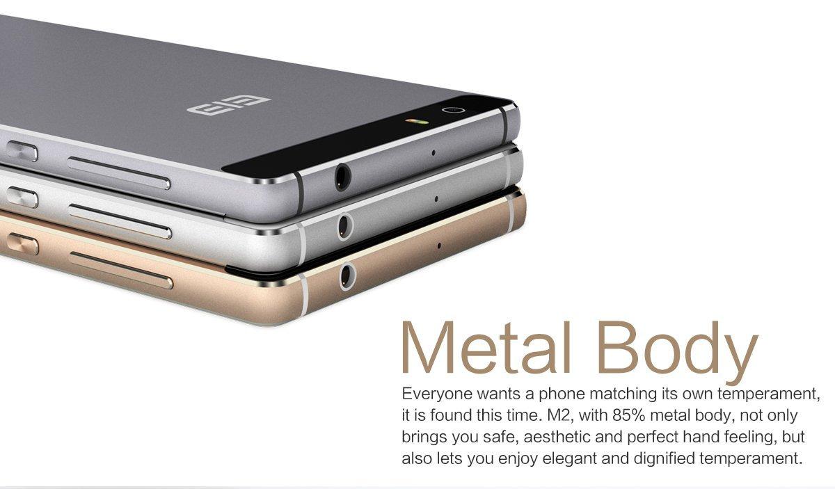 Elephone M2 Farben