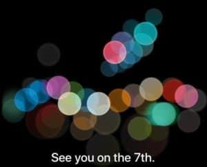 Apple Keynote September