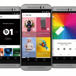 Apple Music für Android nicht mehr Beta