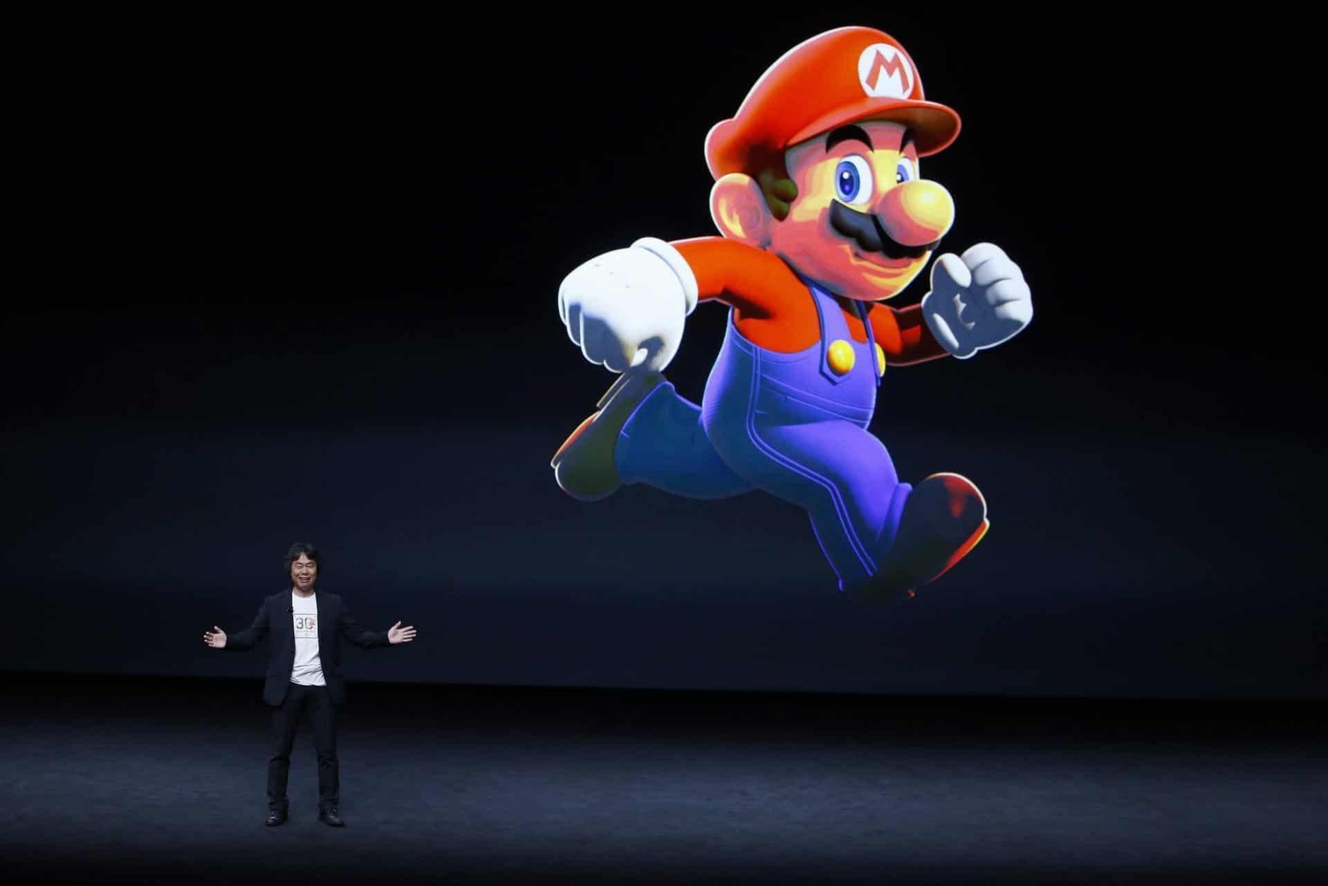 Nintendo: Super Mario kommt für iPhone und iPad