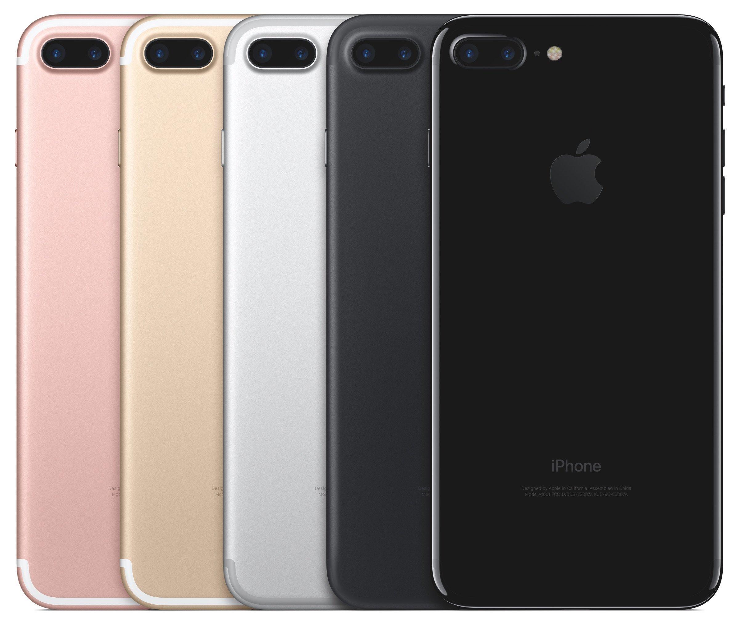 iPhone 7: Nachfrage hoch, für Verkaufsrekord wird es nicht reichen