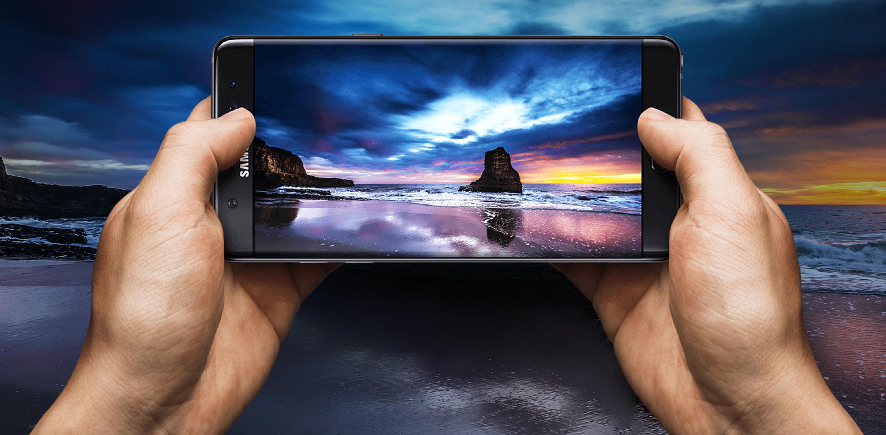 Samsung Galaxy Note 7, Bild: Samsung