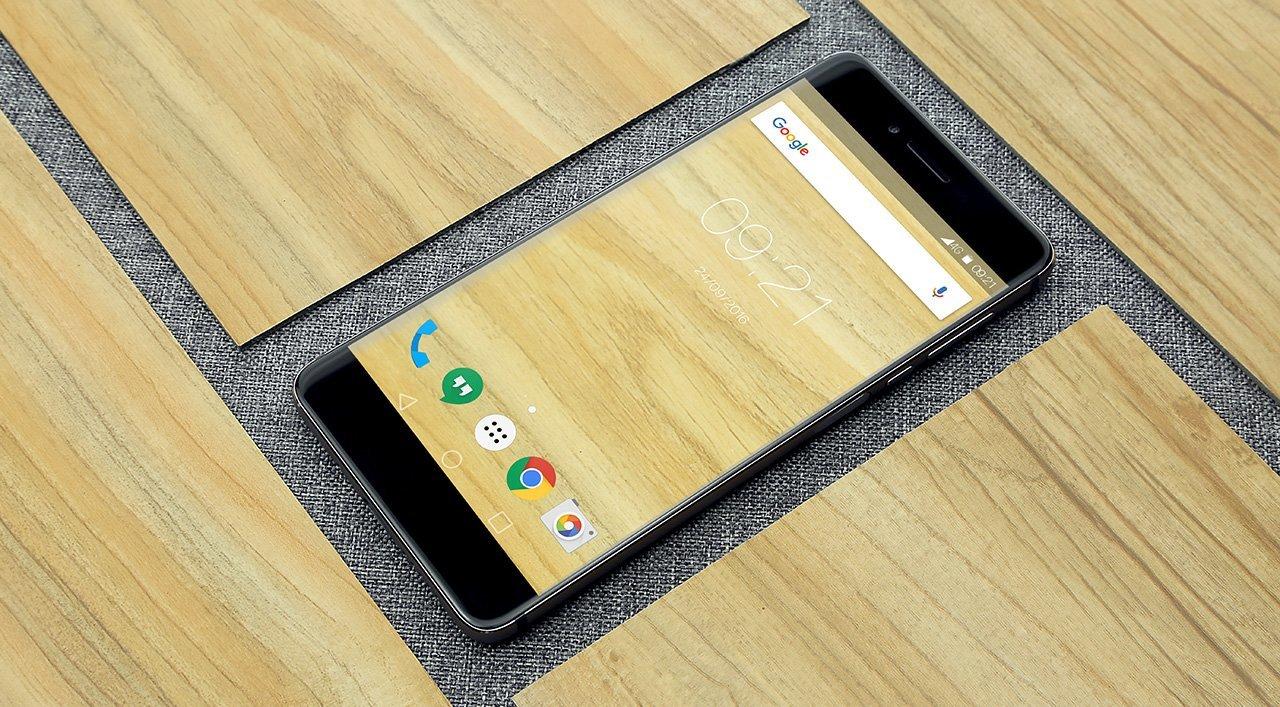 Vernee Mars: Der iPhone-Killer beim Bildschirm?