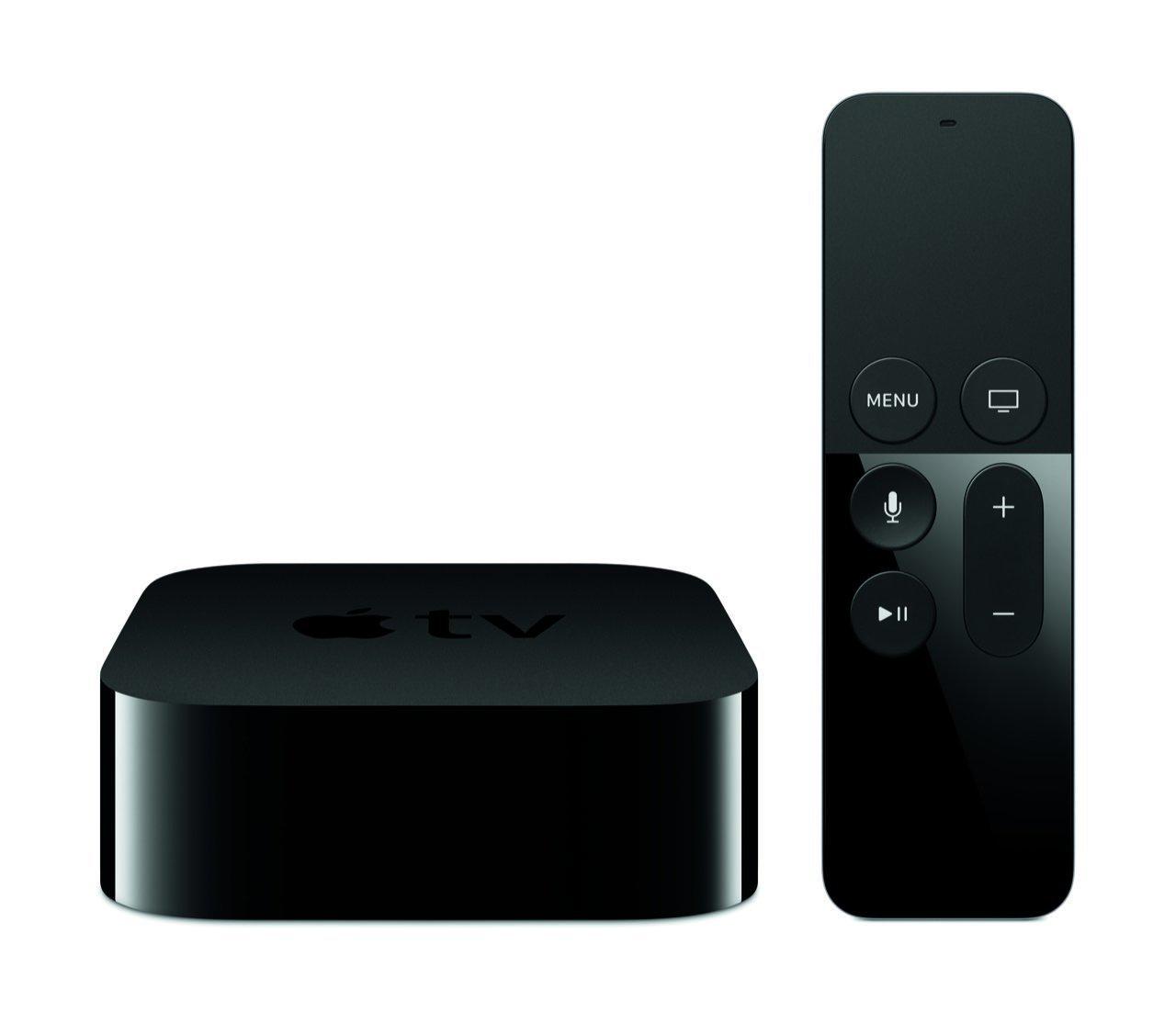 Apple TV und Remote