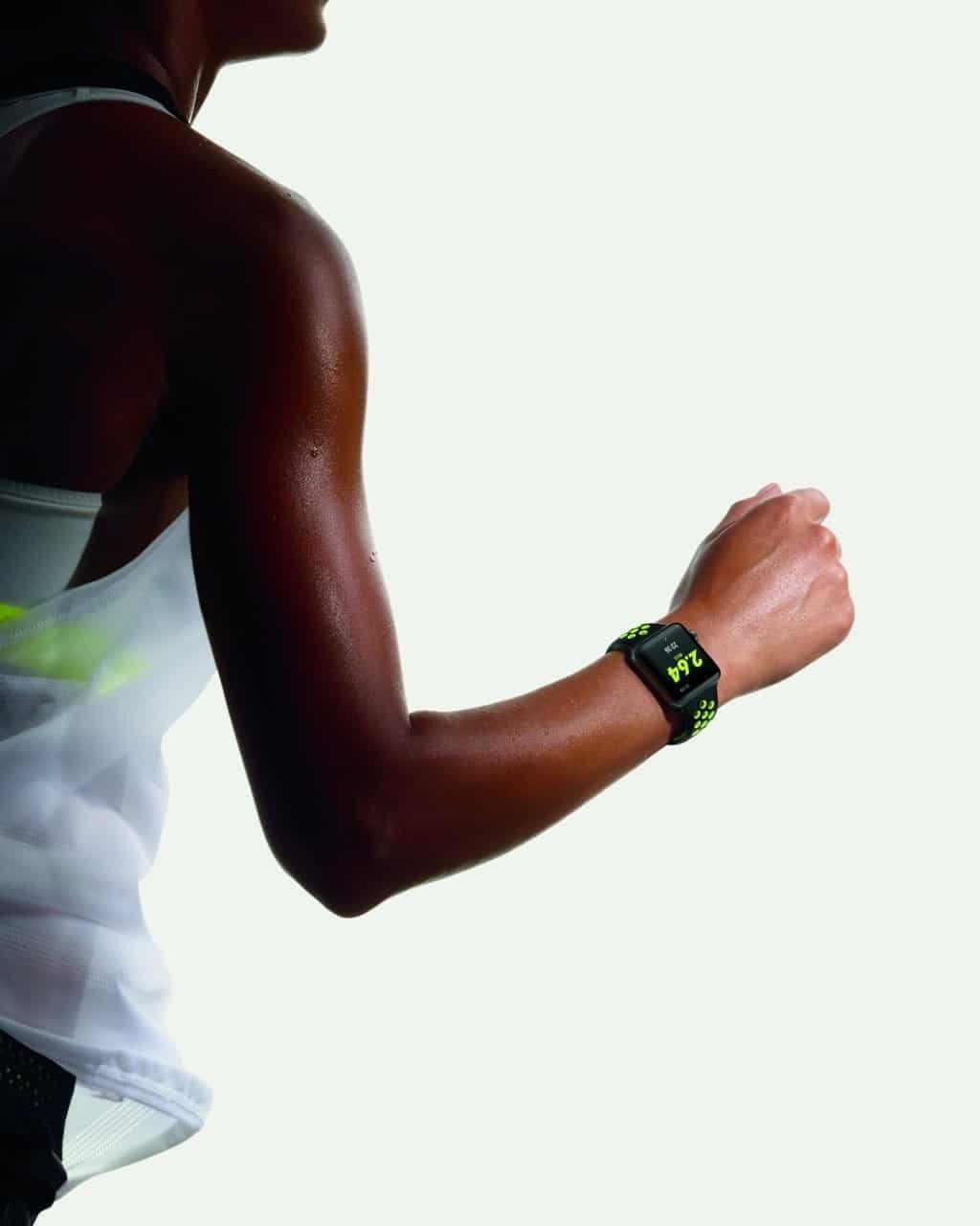 Apple Watch Joggen - Apple