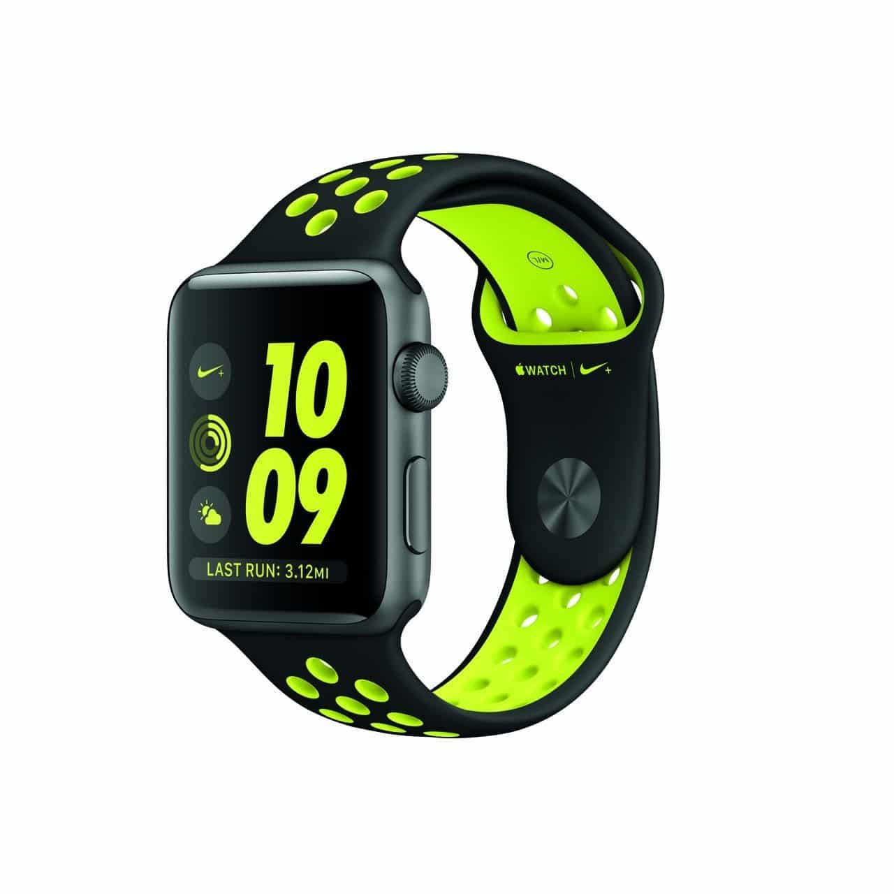 Apple Watch Nike (gelb) - Apple