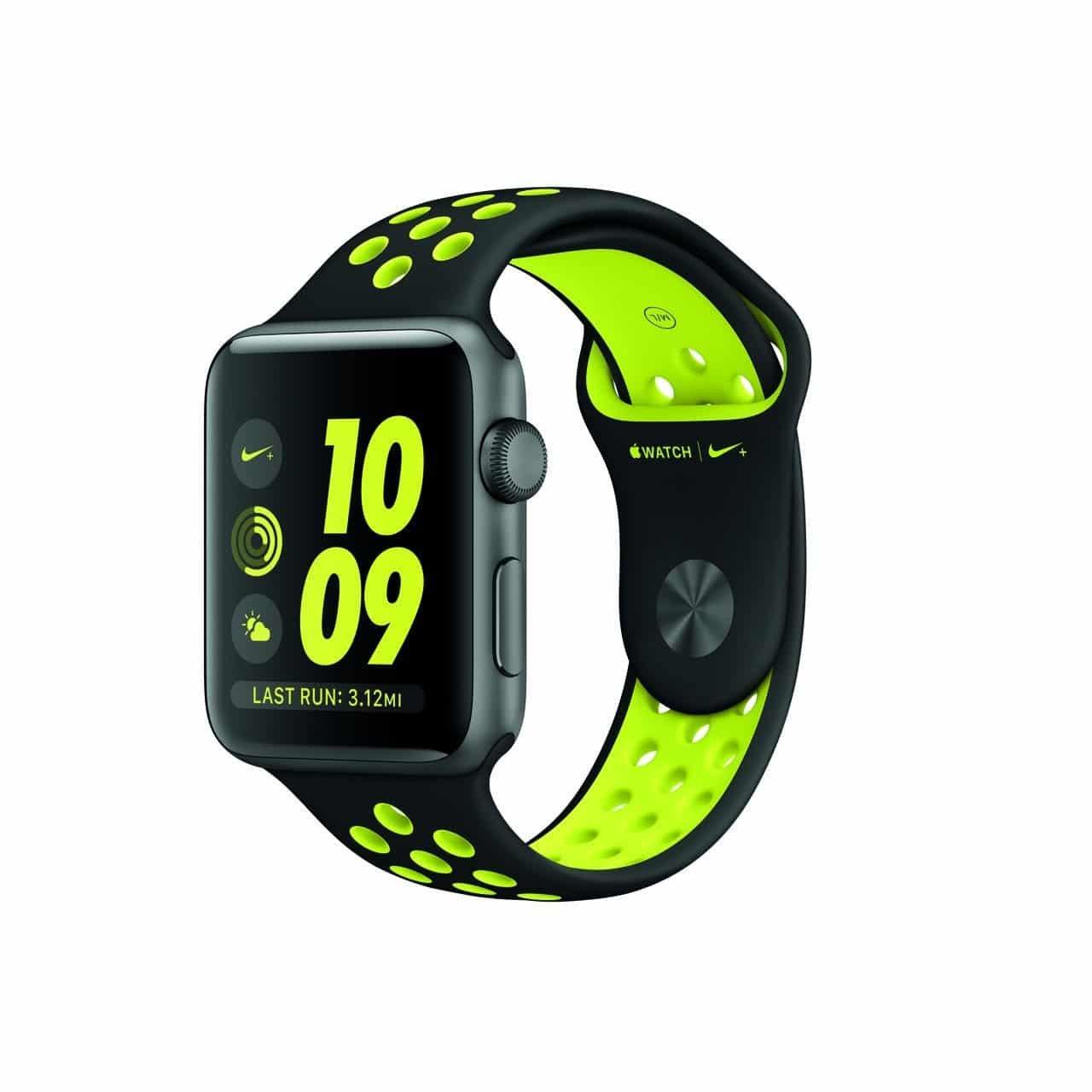 Apple Watch Nike (gelb) - Apple