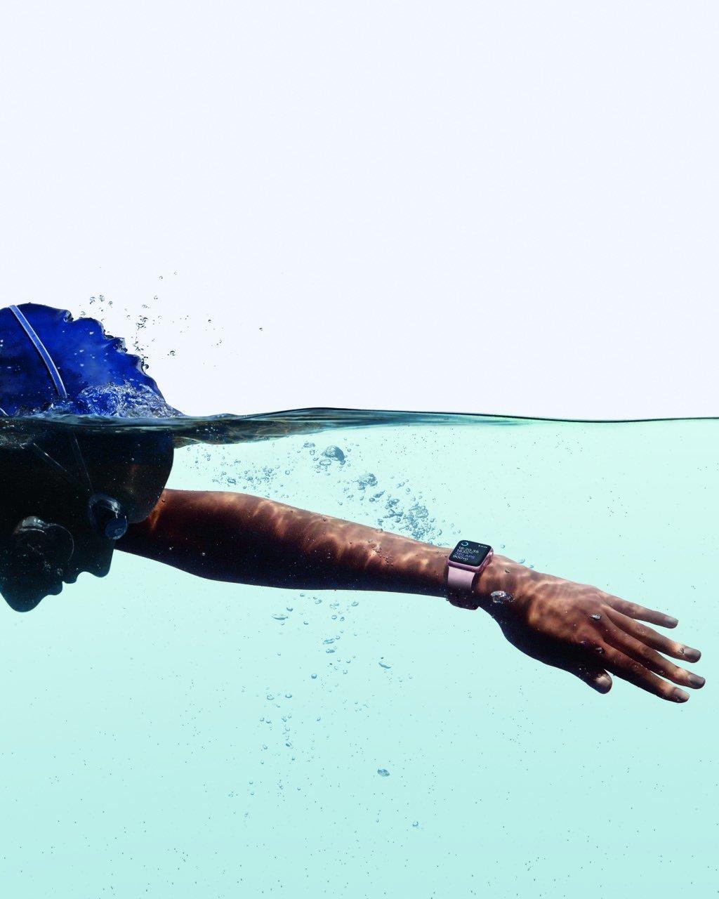 Apple Watch Schwimmen - Apple