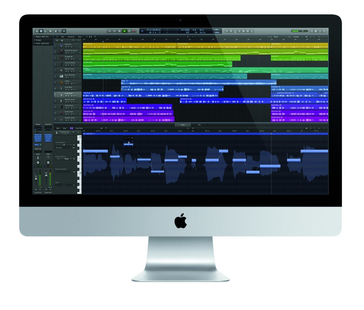 Logic Pro X (iMac 27) - Apple