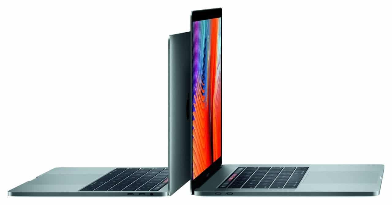 MacBook Pro 2016 (13, 15, Größenvergleich)