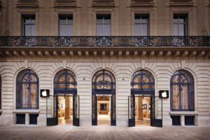 Apple Store in Paris (Opera)