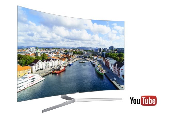 Samsung HDR Streaming Youtube