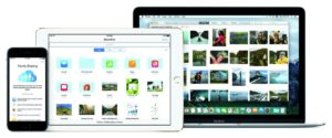 iCloud (iPhone, iPad, MacBook)