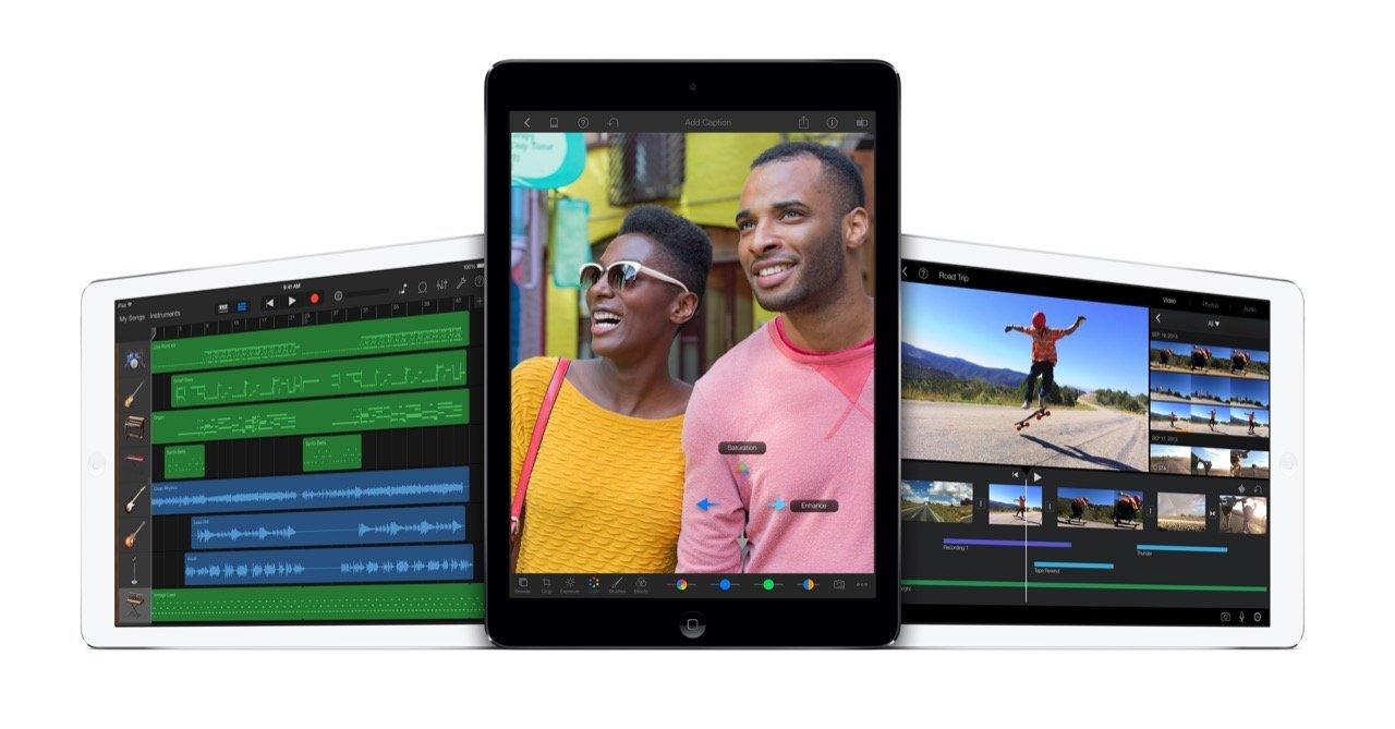iLife iPad Air (3x) - Apple