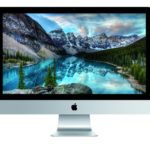 iMac 27 Retina Display Vorderseite - Apple