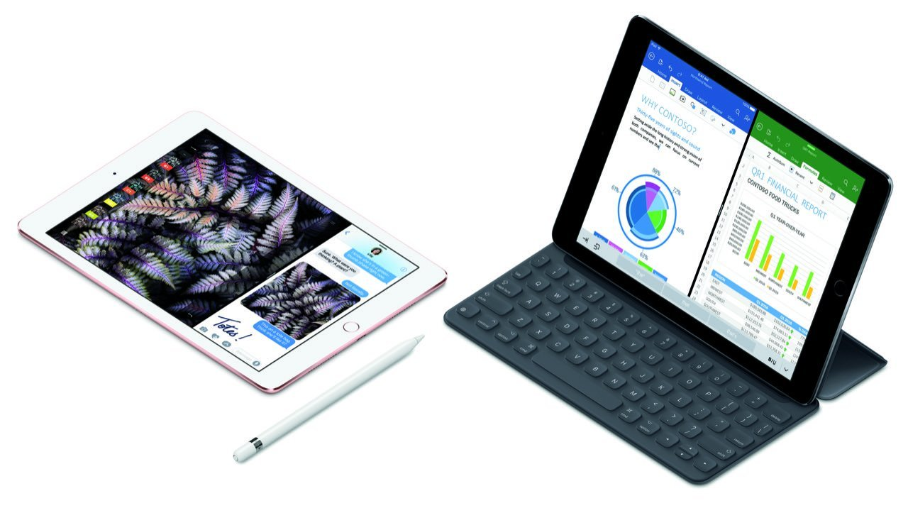 iPad Pro Smart Keyboard Apple Pencil - Apple