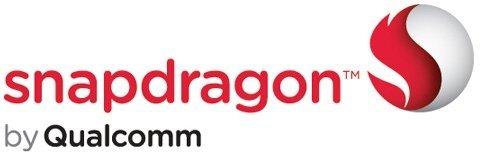 Logo Qualcomm Snapdragon