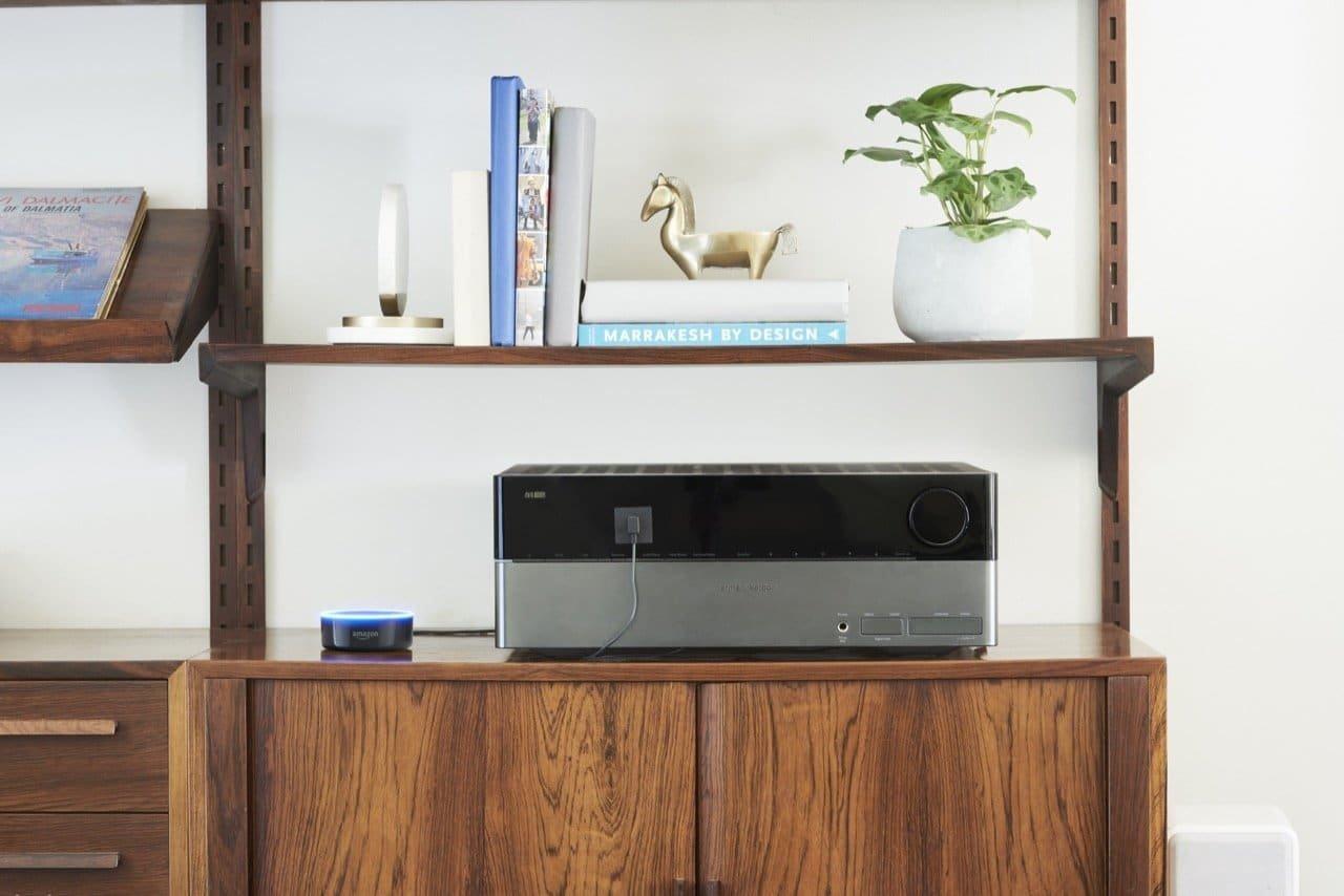 Amazon Echo Dot - schwarz, Stereoanlage - Amazon Presse