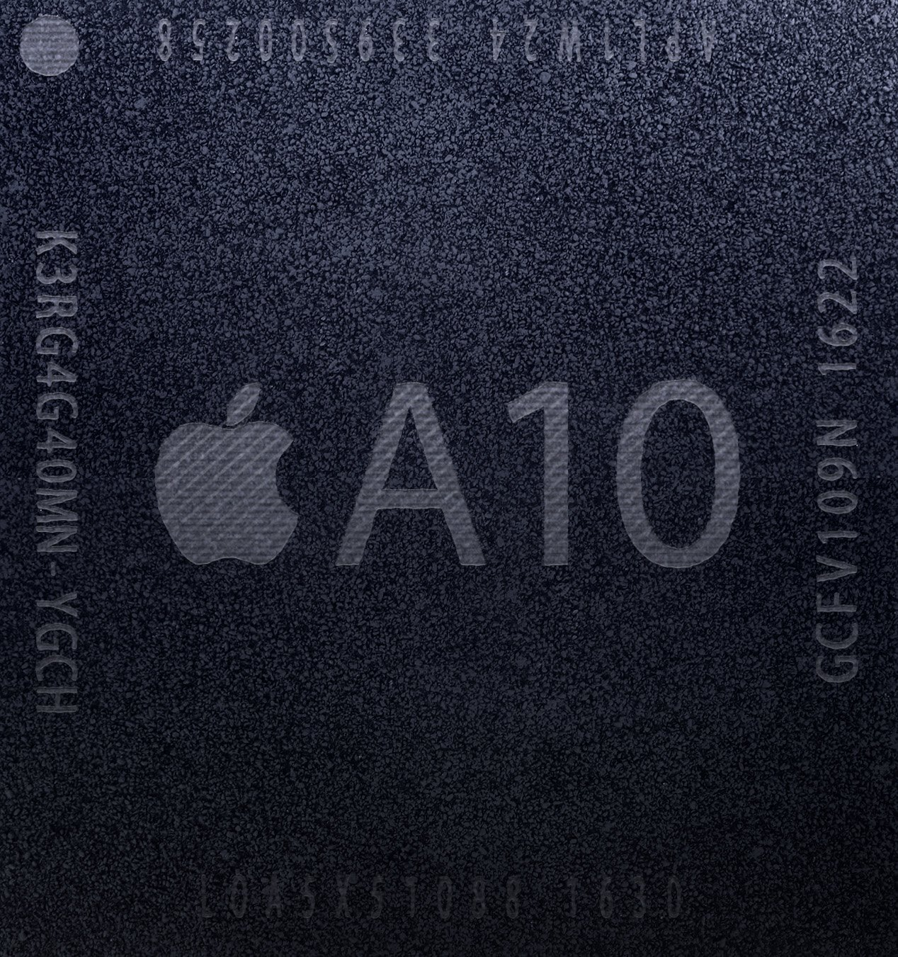 Apple A10 Fusion - By Henriok (Own work) [CC0], via Wikimedia Commons