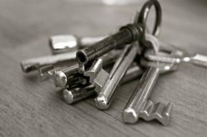 Sicherheit - Schlüssel - Symbolbild