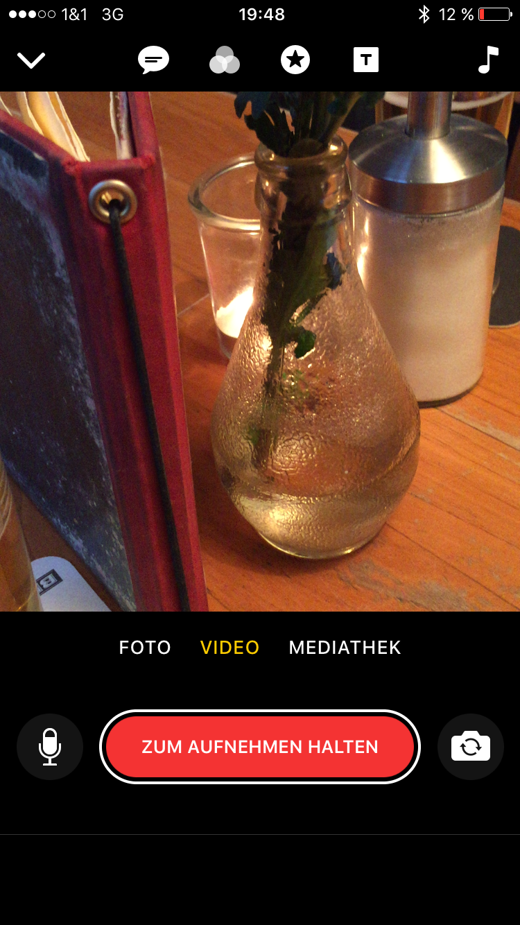 Apple Clips 1 - Video - Screenshot
