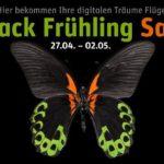 GRAVIS Black Frühling Sale Banner