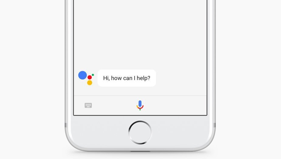 Google Assistant für iOS - blog.google