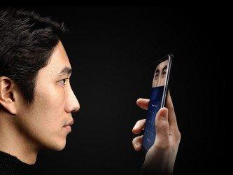 Galaxy S8 Irisscanner - Samsung