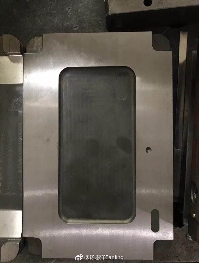 iPhone 8 Metall Form - 9to5mac.com