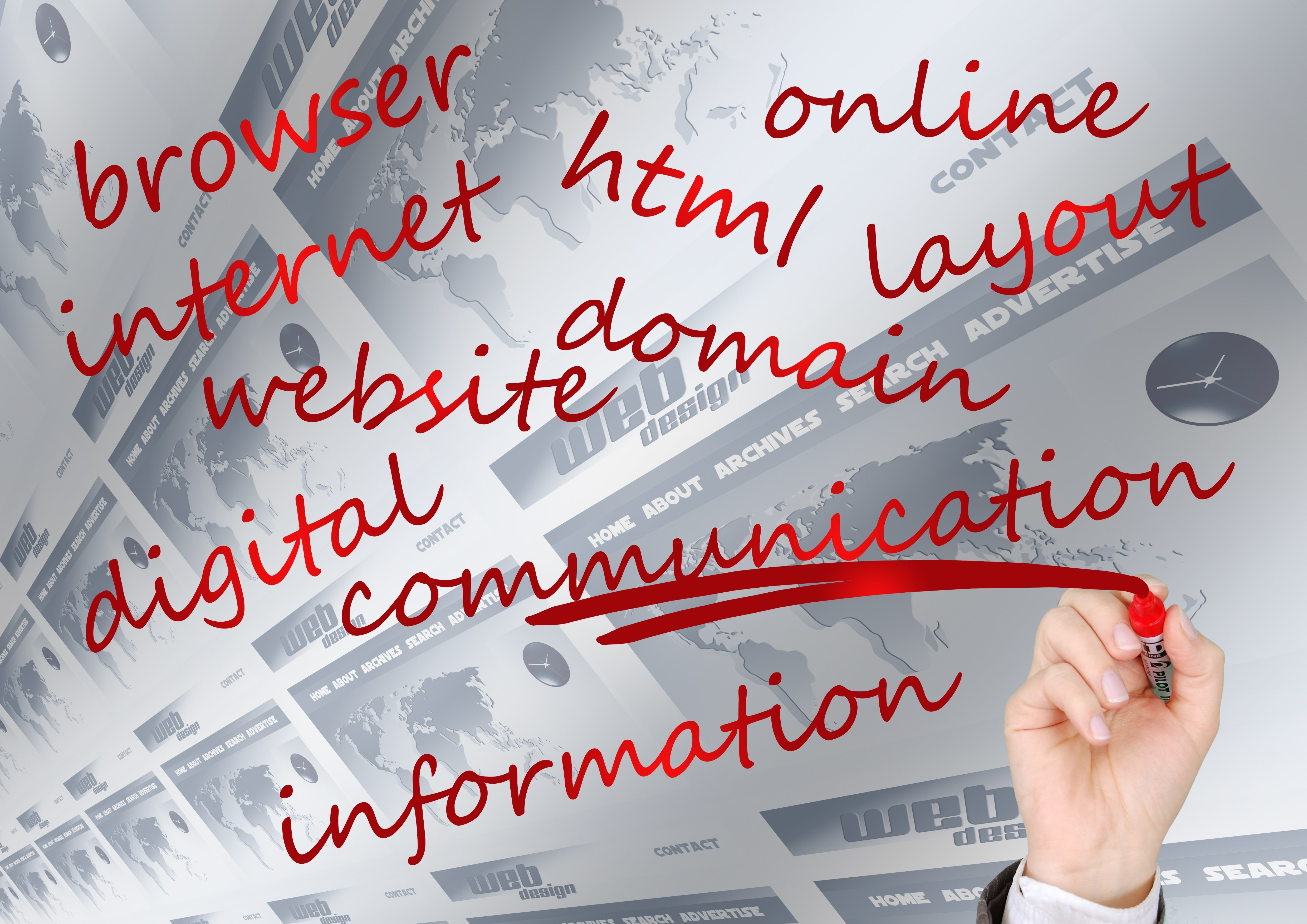 Domains, Bild: CC0